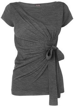 New diy clothes refashion shirts thrift stores ideas - Image 8 of 24 Look Fashion, Diy Fashion, Ideias Fashion, Fashion Ideas, Fashion Clothes, Trendy Fashion, Unique Fashion, Spring Fashion, Winter Fashion