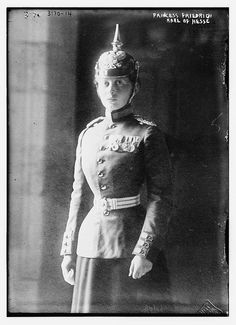 Princess Friedrich Karl of Hesse (LOC) by The Library of Congress, via Flickr