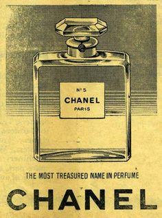 Publicidad #vintage chanel