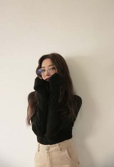 Find images and videos about model, korean girl and park sora on We Heart It - the app to get lost in what you love. Korean Girl Fashion, Korean Street Fashion, Ulzzang Fashion, Kpop Fashion, Asian Fashion, Fashion Outfits, Mode Ulzzang, Ulzzang Korean Girl, Kpop Mode