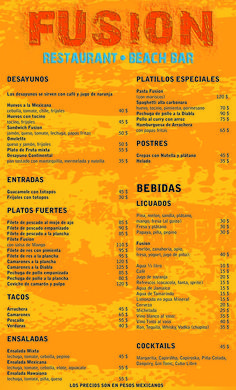 Santiago S Puerto Rican Restaurant Menu