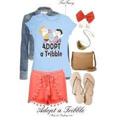 Adopt a Tribble - (Women's) Buy it on TeeFury here: http://www.teefury.com/adopt-a-tribble/?utm_source=pinterest&utm_medium=referral&utm_content=adoptatribble&utm_campaign=galleryinfocus?&c3ch=Social&c3nid=Pinterest