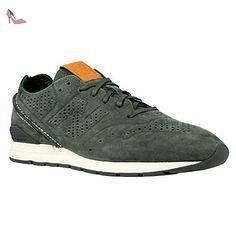 New Balance 996 reengineered Hommes Sneaker Vert MRL996DM, Taille:43 - Chaussures new balance (*Partner-Link)