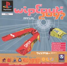 Wipeout 2097 (PSX)