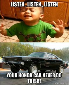 Muscle Car Memes Nothing Is Stronger Than Love Https Www