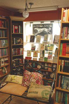 The King's English Independent Bookshop, Salt Lake City, Utah