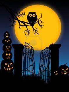 Google Image Result for http://us.123rf.com/400wm/400/400/gatterwe/gatterwe1208/gatterwe120800009/15193488-happy-halloween-with-pumpkins-and-a-owl.jpg