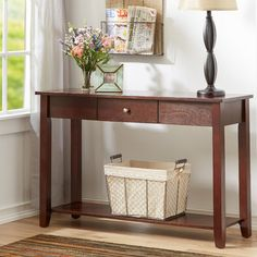 Andover Mills Console Table & Reviews   Wayfair