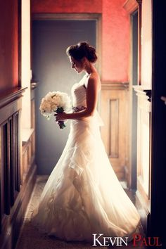From Kailey's bridal shoot at the Mayo Hotel in Tulsa.