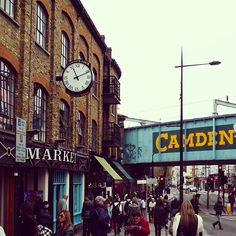 Camden rush