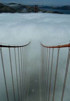 Afternoon Fog, The Golden Gate, San Francisco