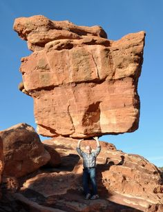 garden of the gods - Google Search