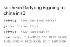 I PANICKED - miraculous ladybug