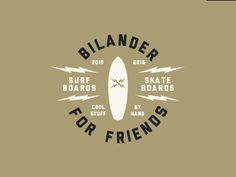 Bilander Badge Project by hmmrmnn