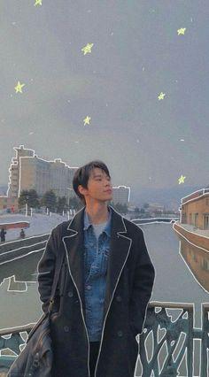 Smile Wallpaper, K Wallpaper, Rapper, Wallpaper Aesthetic, Nct Doyoung, Jisung Nct, Entertainment, My Land, Kpop Aesthetic