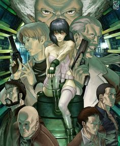 section 9 from ghost in the shell s.a.c.