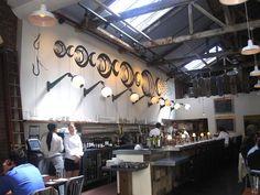 An Urban Oyster Bar in San Francisco