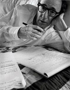 Woody Allen. I don't care how brilliant or talented people think he is. To me he's a child molester.