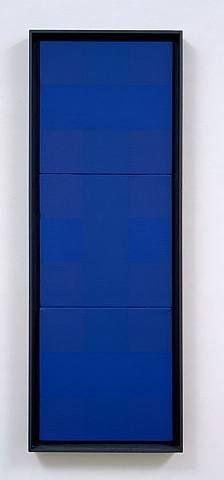 artnet Galleries: Abstract Painting, Blue by Ad Reinhardt from The Pace Gallery