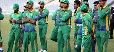 Пятеро пакистанских крикетистов подозреваются в организации договорных матчей