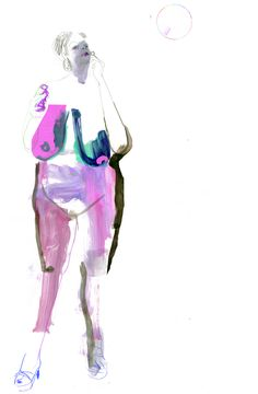 Experimental Life drawing