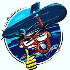 Sous-marin Glep Le Bar à Cuba
