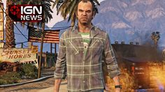 GTA 5 Looks Awesome at 60 FPS on PC - IGN News
