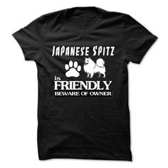 Japanese Spitz T-Shirts, Hoodies. Check Price Now ==► https://www.sunfrog.com/LifeStyle/Japanese-Spitz.html?id=41382