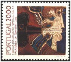 Selos - Afinsa nr 1729 - Scott nr 1619. - Azulejo