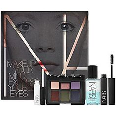 NARS - Makeup Your Mind: Express Yourself Eyes  #sephora I love that it has everything you need! #SephoraSweeps