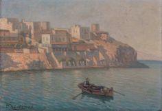 .:. Βαρβέρης Νέστωρ – Nestor Varveris [1867-1953] Σύρος, 1926