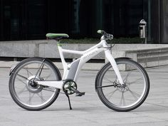 Smart  electric bicycle