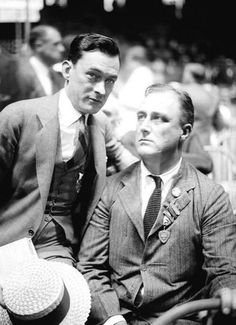 FDR with NYC mayor Jimmy Walker