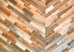 Timberchic is a peel and stick interior design product made from reclaimed wood. Use timberchic wood planks to update your walls or as a wainscoting alternative.