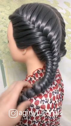 10 Most Trendy Step By Step Hairstyle Tutorials Part 9 Little Girl Hairstyles hairstyle Part Step Trendy tutorials Step By Step Hairstyles, Easy Hairstyles For Long Hair, Little Girl Hairstyles, Cute Hairstyles, Hairstyles Videos, Different Braid Hairstyles, Quick Braided Hairstyles, Fishtail Braid Hairstyles, School Hairstyles