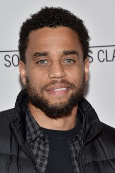 Michael Ealy Photos Photos - Actor Michael Ealy attends the premiere Of Sony…