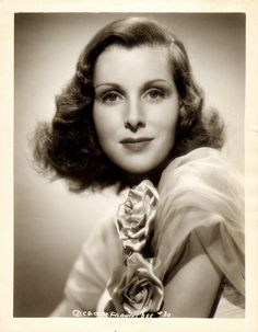 FRANCES DEE GORGEOUS vintage 1940's ORIGINAL HOLLYWOOD GLAMOUR PORTRAIT Photo | eBay