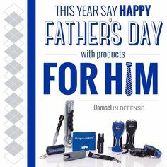 Don't forget about him for Father's Day! Mydamselpro.net/pro7191