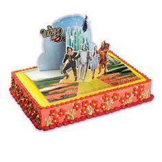 Wizard of Oz Cake Kit $2.99 #topseller