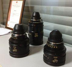 COOKE S4 objektifler 2002 yılında Türkiye'ye ilk kez Lokomotif Kamera tarafından getirildi...  www.lokomotifkamera.com Binoculars
