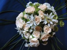 edelweiss bouquet - Google Search