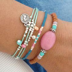 Mint15 bracelets   www.mint15.nl