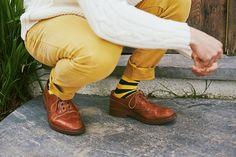 Corgi - Prince Worthy Socks for everyday use.