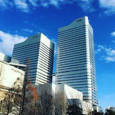 Yokohama Street View. #walking #yokohama #japan #201602 #shotoniphone6