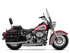 Harley-Davidson FLSTC Heritage Softail Classic (2002)