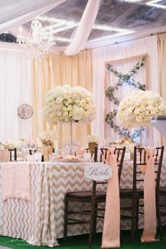 Our booth at the Seattle Wedding Show. http://www.grandeventrentalswa.com/  Photo by Alante Photography, Flowers by Countryside Floral & Garden
