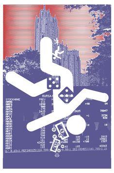 #art #creative #Designs #Inspiration #occupy #poster #print #wallstreet #movement #illustration