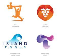 Estas son las 15 Tendencias en el diseño de logos en 2015 | Jhon Urbano