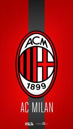 Milan Football, Football Art, Milan Wallpaper, Wallpaper Wallpapers, Paolo Maldini, All Star, Soccer Logo, As Roma, Sports Clubs