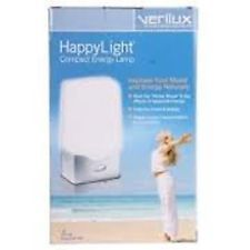 Verilux Happy Light 2500 Natural Spectrum Energy Lamp VT01-SB